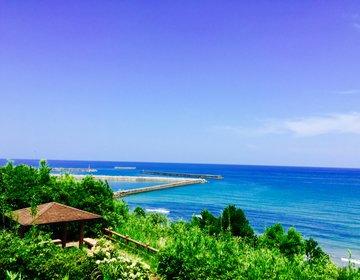 【鳥取県琴浦町の魅力】鳴り石の浜と青い海・牛骨ラーメン・環日本海交流を楽しめる琴浦町へ行こう!