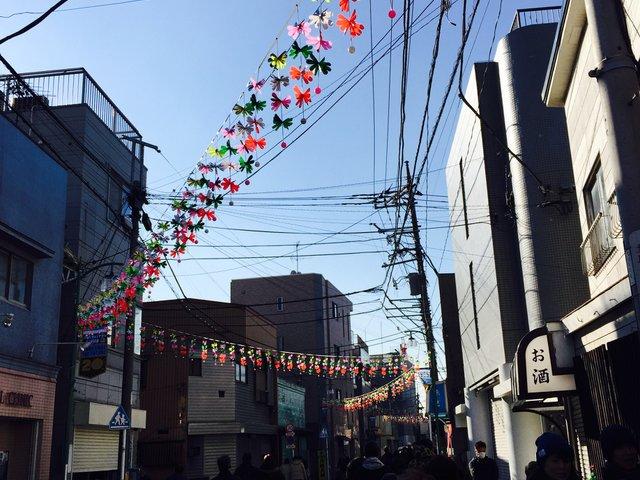 川崎駅前仲見世通商店街