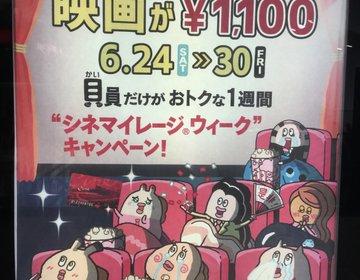 渋谷・表参道★半日デートでも十分楽しめる映画と食事デート