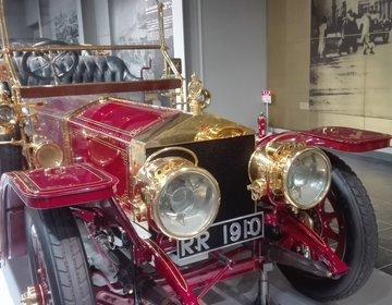 クルマ好きにはたまらない♪伝説の名車やハイセンスカーがズラリと並ぶ世界のトヨタ博物館!