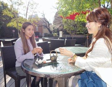 穴場おすすめお花見スポット♡テラスで桜カクテル!東京マリオットホテル