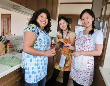 【YOUの自慢の郷土料理食べさせて】そんな願いが叶う!外国人が教えてくれる料理教室