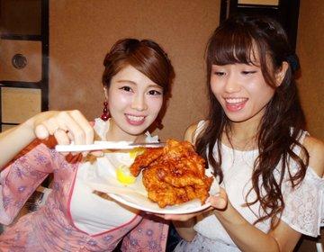 デカ盛り唐揚げも!駅近の美味しいちゃんこ鍋は江戸沢できまり!コスパも良くてリピートしてます