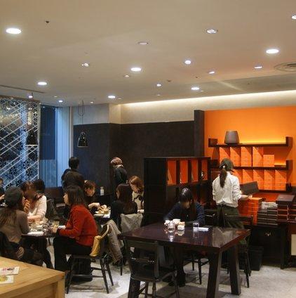 ル ショコラ ドゥ アッシュ 渋谷ヒカリエ ShinQs店