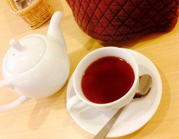 浅草橋でひと休みするなら、自家製deli&cake☆紅茶専門店!『ハイティー』