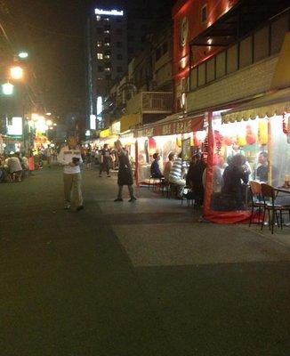 浅草ホッピー通り (煮込み通り)