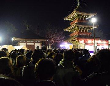 【千葉】成田山新勝寺で年越しをした後はすぐ近くの超穴場で年越しそばを食べよう!