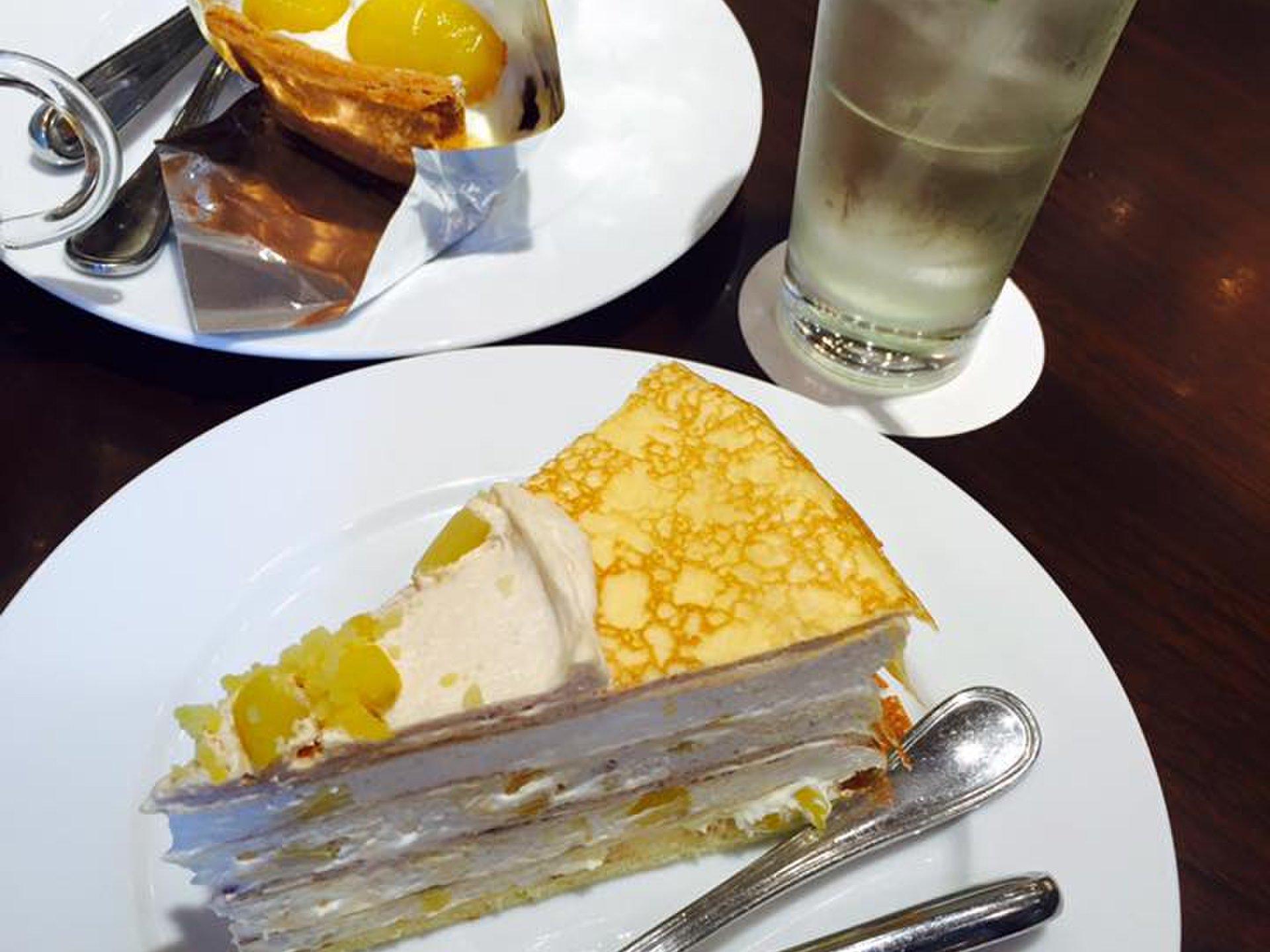 【池袋・ルミネ】駅直結!「HARBS」のハーブティー&ケーキでゆったりとしたカフェタイムを♪