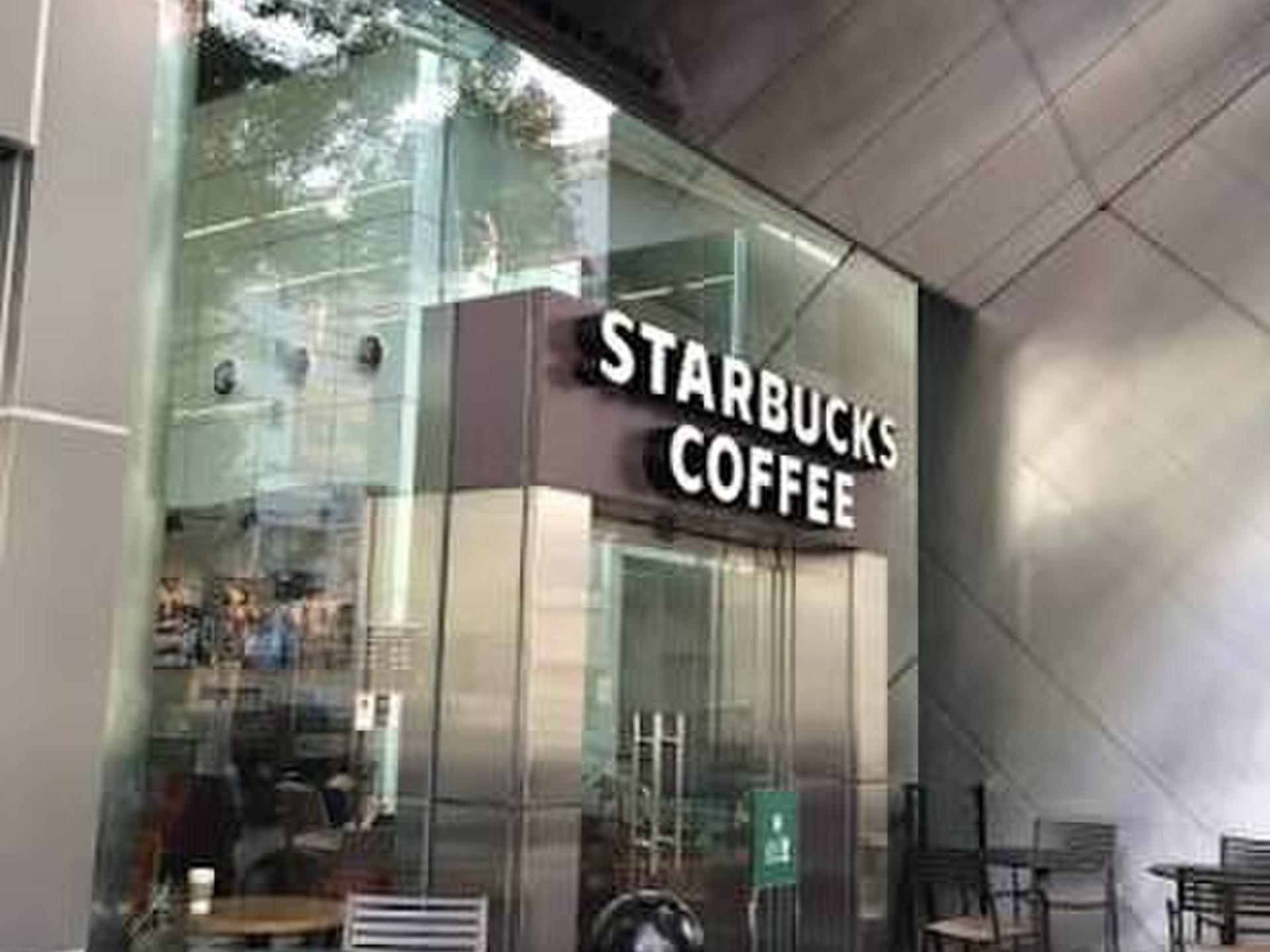 スターバックスコーヒー 田町駅西口店