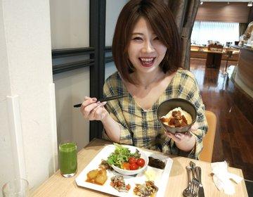 銀座のおすすめモーニングブッフェ・自家製の手作り料理は一度食べたら病みつき。おひとり様にもおすすめ