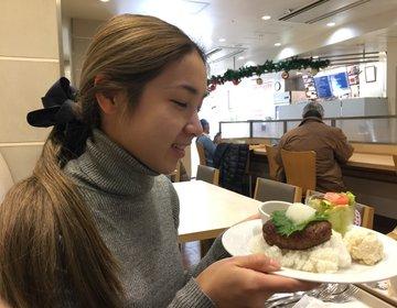 船橋駅徒歩1分カフェ♡不二家1,000円以下洋食ランチ
