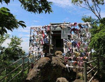 【千葉】縁結びのパワスポ♡三石山観音寺は、あのスポーツ選手もお詣りしていた!
