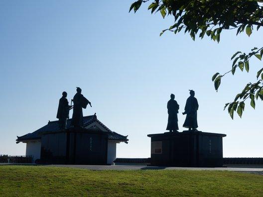 富岡城二の丸公園