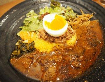 タイ飯とカレーの最強コラボ。カレー百名店の「ろかプレート」が斬新すぎる。