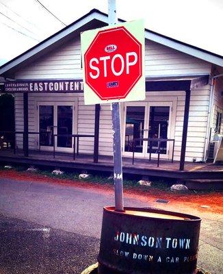 ジョンソン・タウン