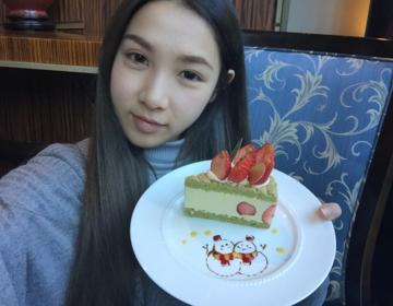 恵比寿女子会『ウェスティンホテル東京』❤︎コスパ雰囲気良し!¥1,600ケーキセット
