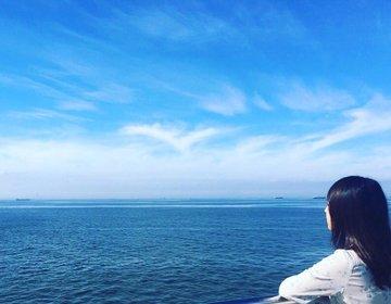 【日帰りドライブ】千葉・房総半島、大絶景!美しい空が近い場所!東京を離れてみて...