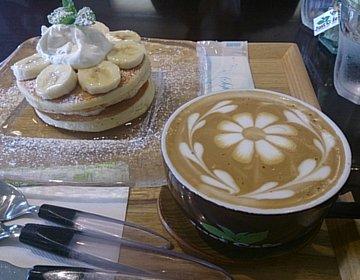 朝活♪宇都宮ではめずらしい、モーニングでパンケーキ!デートにも女子会にもおすすめ♪