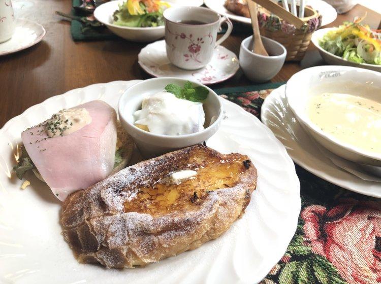 ランチ 軽井沢