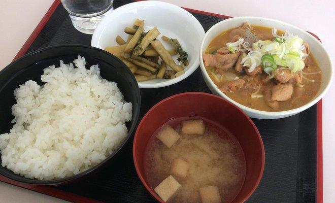 信州お袋の味 「ふもと食堂」