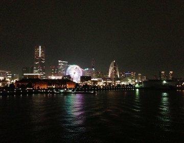 秋の寒い季節におすすめ横浜・みなとみらいでイルミネーションデート