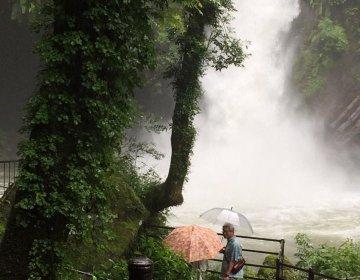 【静岡県でマイナスイオンを浴びる】浄蓮の滝と美味しいご飯・素敵な旅館
