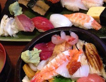 【浅草コスパ良いランチ3選】絶対行くべきお得和食ランチ!とろろに寿司に天丼に!!デートにもおすすめ♡