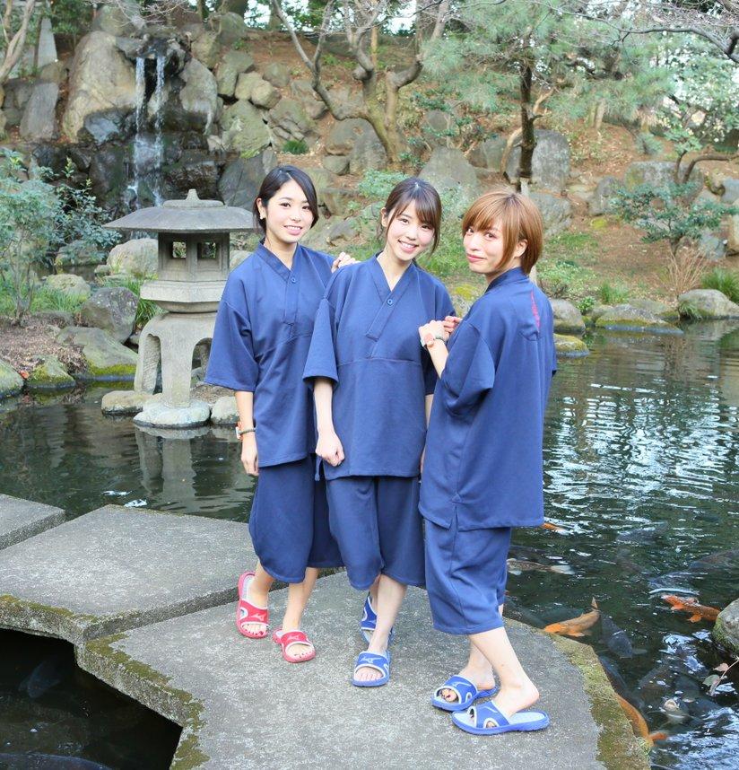 バーデと天然温泉 豊島園 庭の湯
