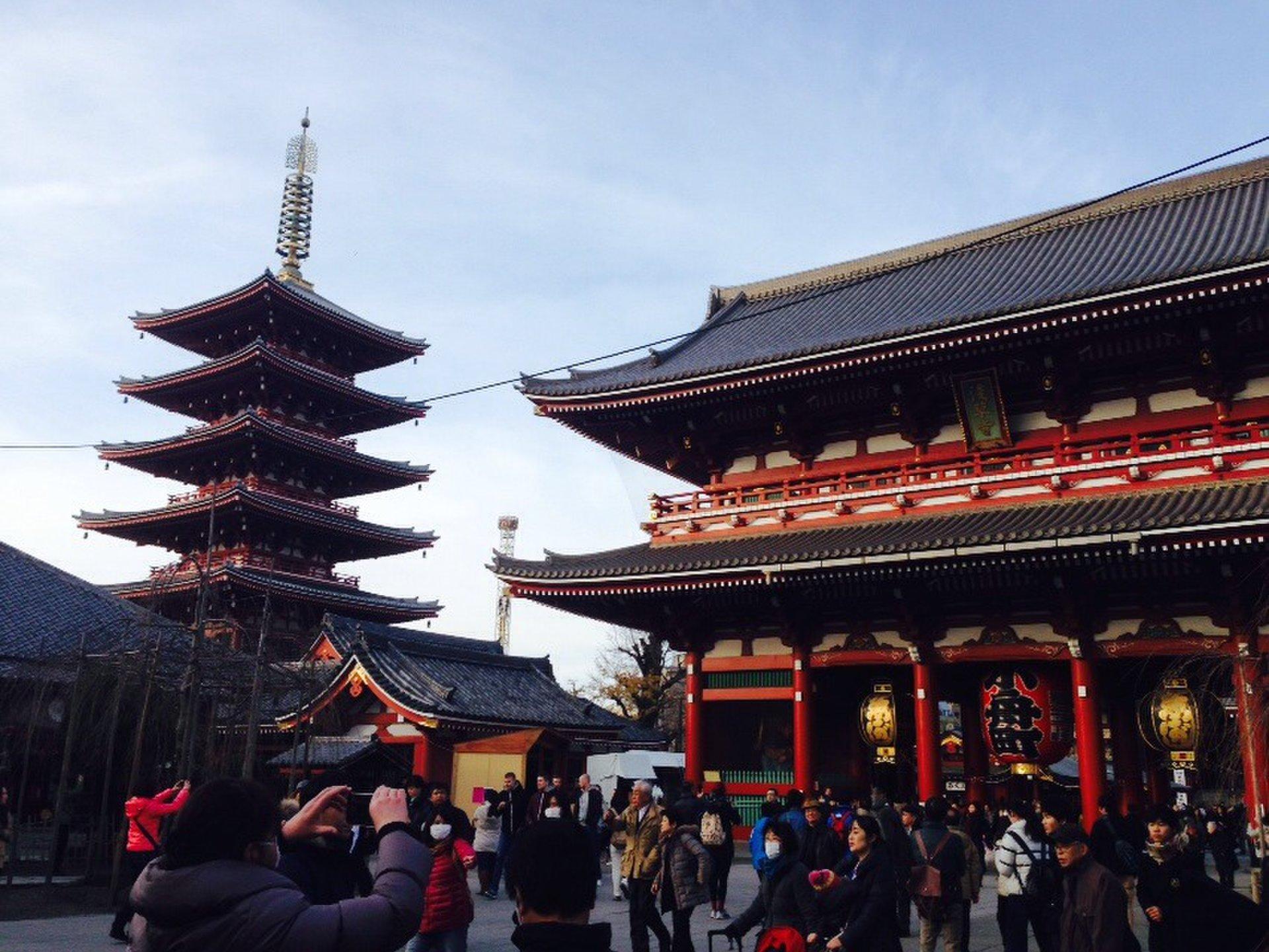 上野・浅草案内するならここ!外国人も喜ぶおすすめ観光スポットの歩き方