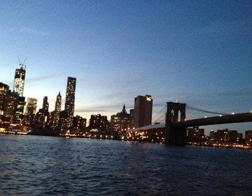 長袖がちょうど良いぐらいの秋のニューヨーク&ブルックリンを巡る。