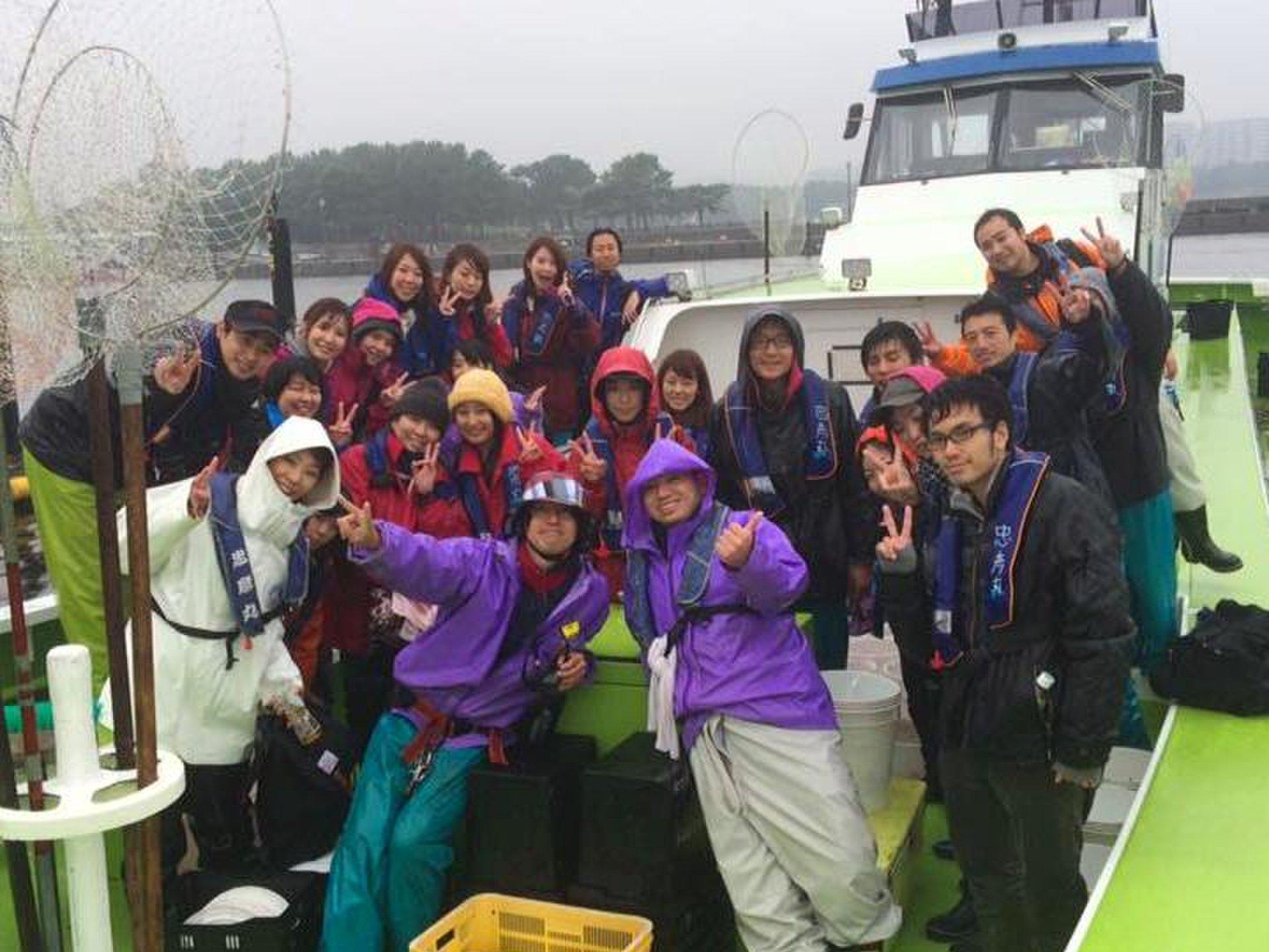 釣り好き女子と電車で行く初めての『船釣り』&『お魚づくしのホームパーティー』(金沢八景「忠彦丸」編)