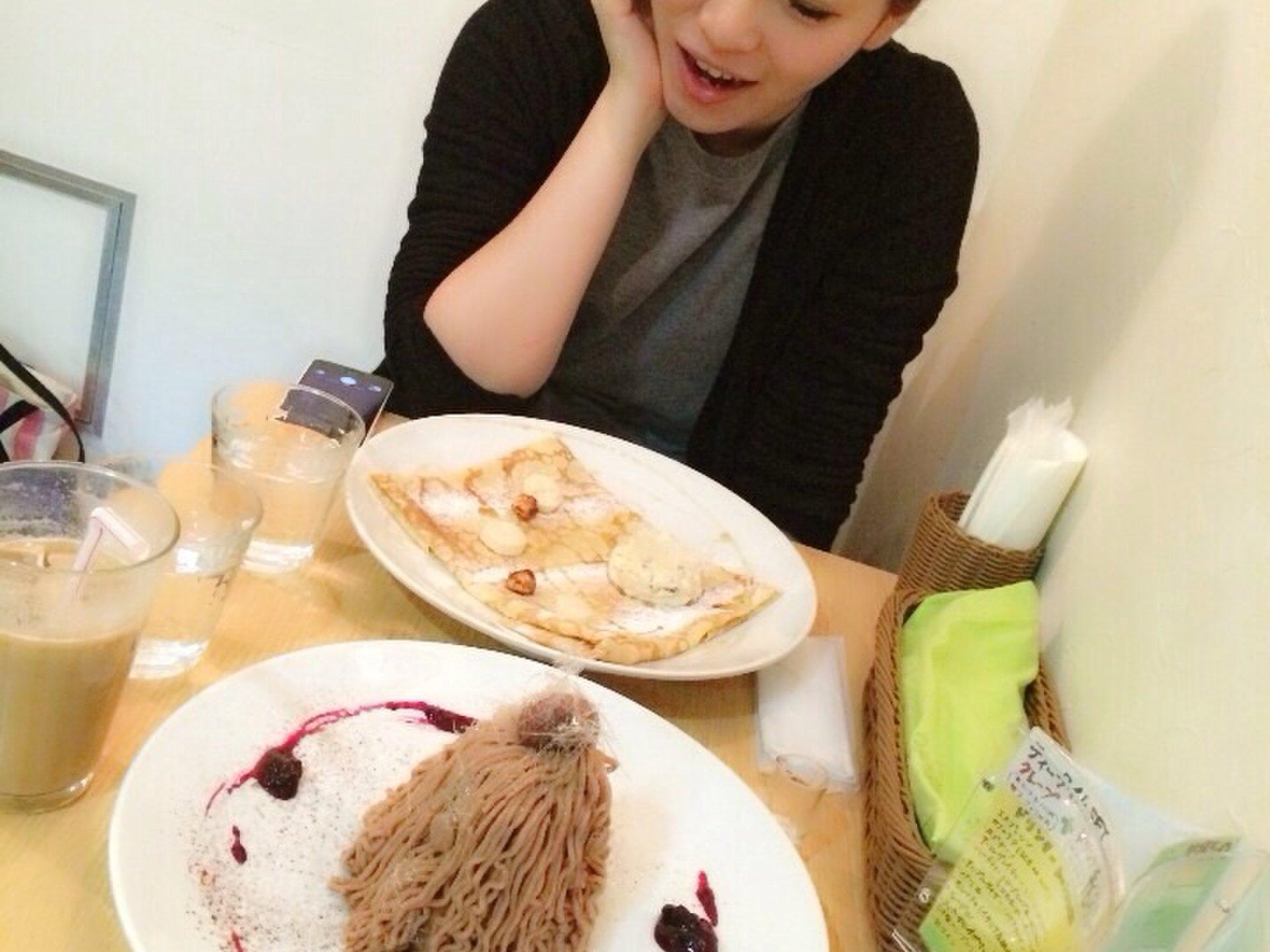 食べログ☆3.5以上【ガレット・クレープが美味しい荻窪の穴場カフェ!】