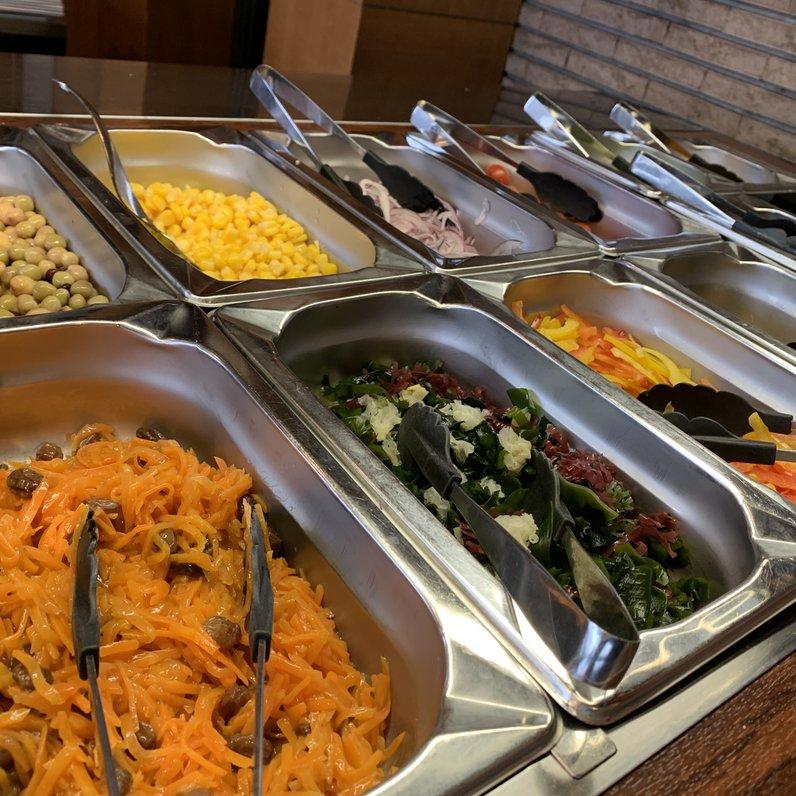 立川グランドホテル バイキングレストラン オーク