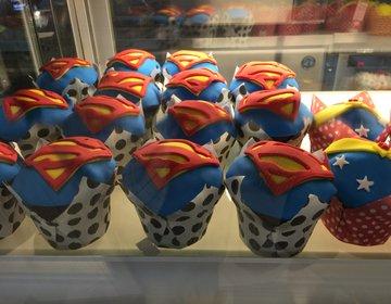 海外DCコミック『スーパーヒーローカフェ』人気のシンガポール観光地カフェ!