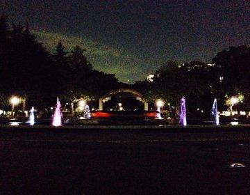 有楽町・日比谷でのアフター6デート!ショッピングからの夜の日比谷公園散歩