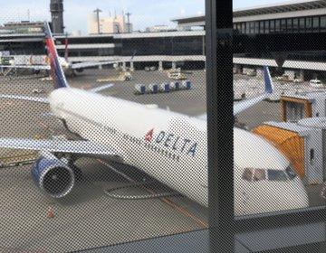 フライト前の航空ラウンジ♡成田空港デルタ航空ビジネスラウンジ