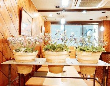 新宿駅徒歩3分!空いているカフェがこんなところに!美味しいバナナクレープのおすすめカフェ。