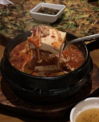 韓国家庭料理 トマト