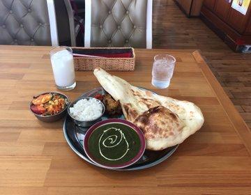 佐賀県みやき《インド料理レストランムナ》流石本場のインドカレー!