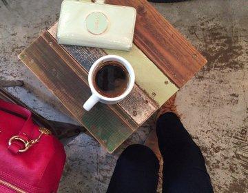 築地に美味しいコーヒー屋『Turret Coffee(ターレットコーヒー)』食べログ3.5以上!