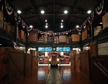 お父さん、軽く1杯どう?TDS・ニューオープンしたドックサイドダイナー行って見た。家族むきのカフェ!
