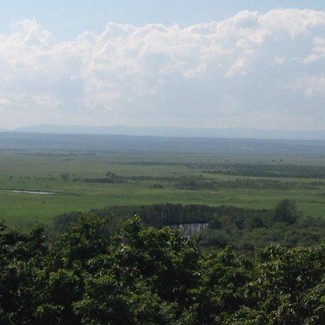 釧路湿原国立公園細岡展望台