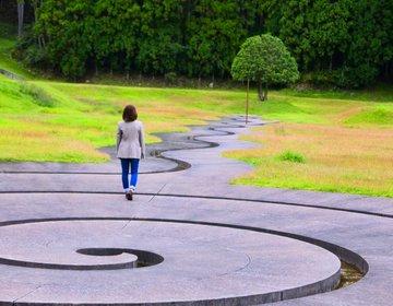 来たる芸術の秋!大阪から1時間半 山奥に眠るアート作品 室生山上公園芸術の森へ行こう!