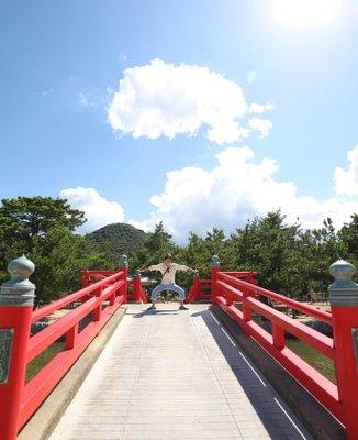 津田の松原 琴林公園
