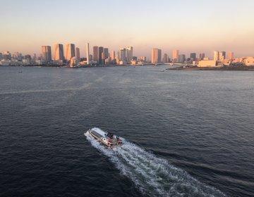 【実は歩いて渡れる?!】あの東京都庁も推奨!豊洲新市場も見える!レインボーブリッジを健康ウォーク!!