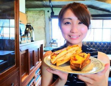 【これぞ大人の隠れ家】大阪で見つけた知る人ぞ知るおしゃれすぎる穴場カフェ