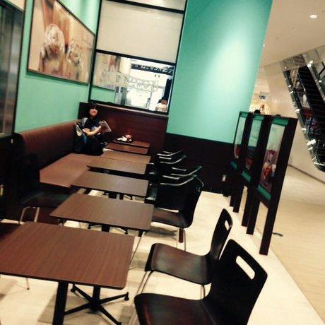 シナボンシアトルズベストコーヒー コクーンシティ店