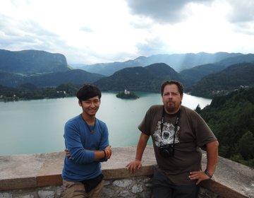 【世界一の教会を訪れにスロベニアへ】ブレッド湖の上に浮かぶ聖マリア教会へ!待ち受けていたのは・・・