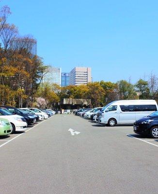 大阪城弓道場