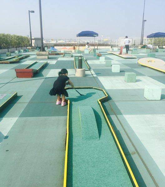 横浜バーンゴルフ場